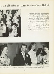Southfield High School - Blue and Gray Yearbook (Southfield, MI) online yearbook collection, 1962 Edition, Page 83