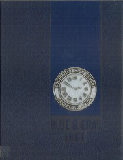 Southfield High School - Blue and Gray Yearbook (Southfield, MI) online yearbook collection, 1968 Edition, Cover