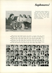 Southport High School - Anchor Yearbook (Indianapolis, IN) online yearbook collection, 1951 Edition, Page 38