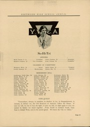 Southside High School - Edsonian Yearbook (Elmira, NY) online yearbook collection, 1928 Edition, Page 69 of 92