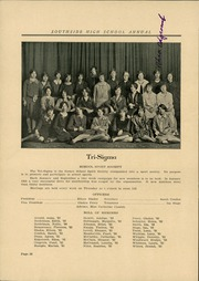 Southside High School - Edsonian Yearbook (Elmira, NY) online yearbook collection, 1928 Edition, Page 70