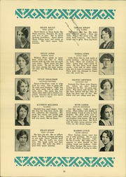 Southside High School - Edsonian Yearbook (Elmira, NY) online yearbook collection, 1931 Edition, Page 14 of 110