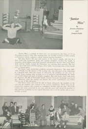 Southside High School - Edsonian Yearbook (Elmira, NY) online yearbook collection, 1947 Edition, Page 38
