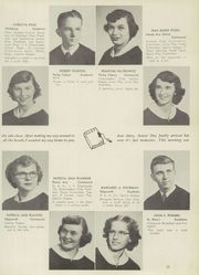 Southside High School - Edsonian Yearbook (Elmira, NY) online yearbook collection, 1952 Edition, Page 37