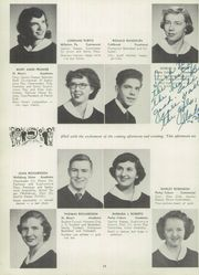 Southside High School - Edsonian Yearbook (Elmira, NY) online yearbook collection, 1952 Edition, Page 38 of 100