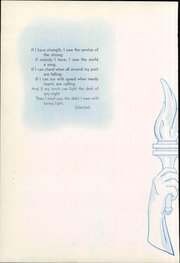 Southwestern Adventist University - Mizpah Yearbook (Keene, TX) online yearbook collection, 1949 Edition, Page 14