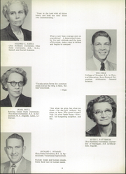 Spencerville High School - Echoes Yearbook (Spencerville, OH) online yearbook collection, 1954 Edition, Page 12
