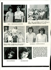 Spencerville High School - Echoes Yearbook (Spencerville, OH) online yearbook collection, 1983 Edition, Page 6