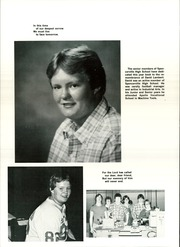 Spencerville High School - Echoes Yearbook (Spencerville, OH) online yearbook collection, 1983 Edition, Page 8
