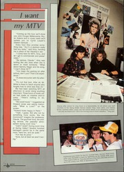 Spring Valley High School - Saga Yearbook (Columbia, SC) online yearbook collection, 1986 Edition, Page 4 of 320