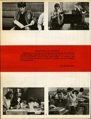 Springfield High School - Spartana Yearbook (Akron, OH) online yearbook collection, 1971 Edition, Page 8 of 224