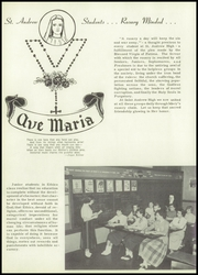 St Andrew High School - Saltire Yearbook (Detroit, MI) online yearbook collection, 1952 Edition, Page 14