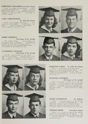 St Anthony High School - Antholite Yearbook (Detroit, MI) online yearbook collection, 1949 Edition, Page 17 of 82