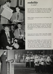 St Anthony High School - Antholite Yearbook (Detroit, MI) online yearbook collection, 1950 Edition, Page 52