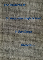 St Augustine High School - Saintsman Yearbook (San Diego, CA) online yearbook collection, 1962 Edition, Page 5 of 150