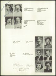 St Elizabeth High School - Elizabethan Yearbook (Oakland, CA) online yearbook collection, 1956 Edition, Page 12