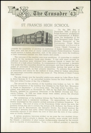 Page 9, 1943 Edition, St Francis High School - Crusader Yearbook (Athol Springs, NY) online yearbook collection