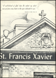 St Francis Xavier Academy - Xavier Yearbook (Providence, RI) online yearbook collection, 1954 Edition, Page 6