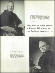 St Joan Antida High School - Jeunesse Yearbook (Milwaukee, WI) online yearbook collection, 1960 Edition, Page 12