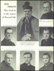 St Joan Antida High School - Jeunesse Yearbook (Milwaukee, WI) online yearbook collection, 1960 Edition, Page 13 of 120