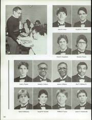 St John Neumann High School - Crystal Yearbook (Philadelphia, PA) online yearbook collection, 1985 Edition, Page 186