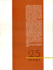 St Johns College High School - Taps Yearbook (Washington, DC) online yearbook collection, 1963 Edition, Page 10