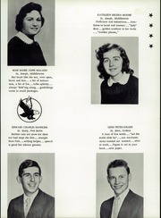St Johns High School - The Eagle Yearbook (Goshen, NY) online yearbook collection, 1957 Edition, Page 17