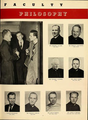 St Johns University - Yearbook (Queens, NY) online yearbook collection, 1949 Edition, Page 12