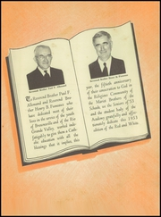 St Joseph Academy - Mesquite Yearbook (Brownsville, TX) online yearbook collection, 1953 Edition, Page 7