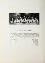 St Joseph High School - Crescent Yearbook (St Joseph, MI) online yearbook collection, 1913 Edition, Page 70 of 104