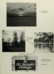 St Josephs College Long Island - Alpha Yearbook (Patchogue, NY) online yearbook collection, 1981 Edition, Page 9
