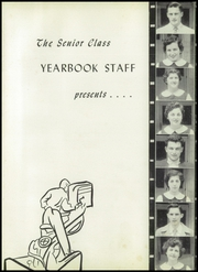 St Josephs High School - Lily Yearbook (Hammonton, NJ) online yearbook collection, 1953 Edition, Page 5 of 80