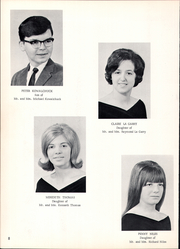 St Lawrence Central High School - Centralian Yearbook (Brasher Falls, NY) online yearbook collection, 1967 Edition, Page 12