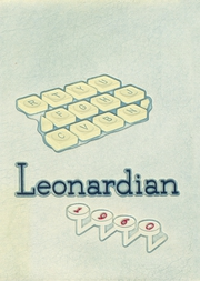 St Leonards Academy - Leonardian Yearbook (Brooklyn, NY) online yearbook collection, 1960 Edition, Page 1