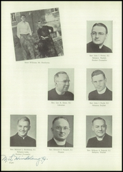 St Louis University High School - Dauphin Yearbook (St Louis, MO) online yearbook collection, 1951 Edition, Page 12 of 152