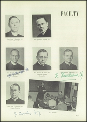 St Louis University High School - Dauphin Yearbook (St Louis, MO) online yearbook collection, 1951 Edition, Page 13