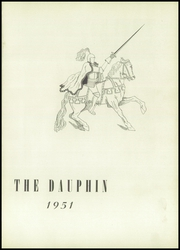 St Louis University High School - Dauphin Yearbook (St Louis, MO) online yearbook collection, 1951 Edition, Page 5 of 152