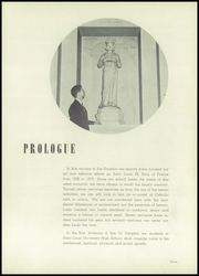 St Louis University High School - Dauphin Yearbook (St Louis, MO) online yearbook collection, 1951 Edition, Page 7