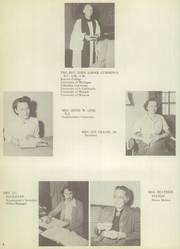 St Marks School of Texas - Marksmen Yearbook (Dallas, TX) online yearbook collection, 1951 Edition, Page 14