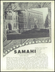St Martins High School - Samahi Yearbook (Lacey, WA) online yearbook collection, 1957 Edition, Page 5