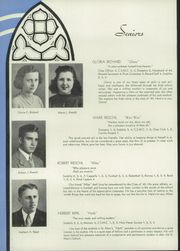St Mary Central High School - Renard Yearbook (Menasha, WI) online yearbook collection, 1940 Edition, Page 38