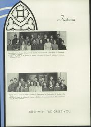 St Mary Central High School - Renard Yearbook (Menasha, WI) online yearbook collection, 1940 Edition, Page 50