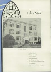 St Mary Central High School - Renard Yearbook (Menasha, WI) online yearbook collection, 1940 Edition, Page 8