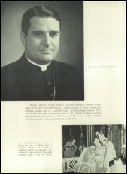 St Marys High School - Blue Mantle Yearbook (Milford, MA) online yearbook collection, 1950 Edition, Page 14 of 104