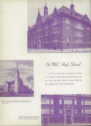 St Mel High School - Knight Yearbook (Chicago, IL) online yearbook collection, 1950 Edition, Page 12 of 104