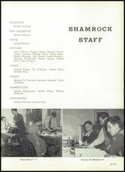 St Patricks Academy - Shamrock Yearbook (Chicago, IL) online yearbook collection, 1950 Edition, Page 51