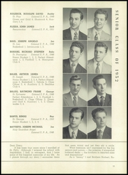 Page 17, 1952 Edition, St Patricks Academy - Shamrock Yearbook (Chicago, IL) online yearbook collection