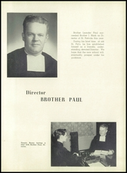 Page 9, 1952 Edition, St Patricks Academy - Shamrock Yearbook (Chicago, IL) online yearbook collection