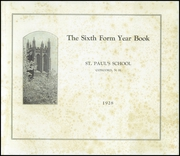 St Pauls School - Sixth Form Yearbook (Concord, NH) online yearbook collection, 1928 Edition, Page 5