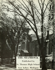 St Thomas High School - Shamrock Yearbook (Ann Arbor, MI) online yearbook collection, 1964 Edition, Page 6